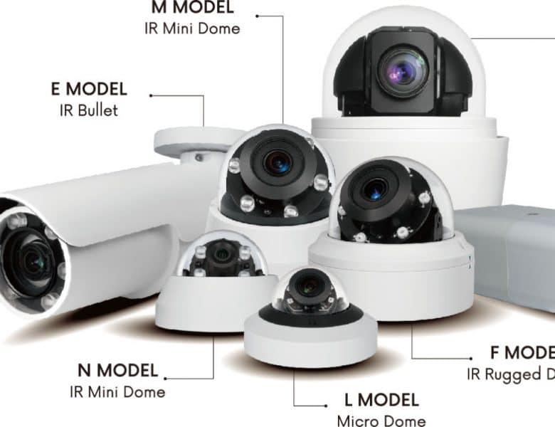 Kapalı Devre Güvenlik Kameraları